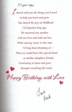 2004 Birthday Card 2