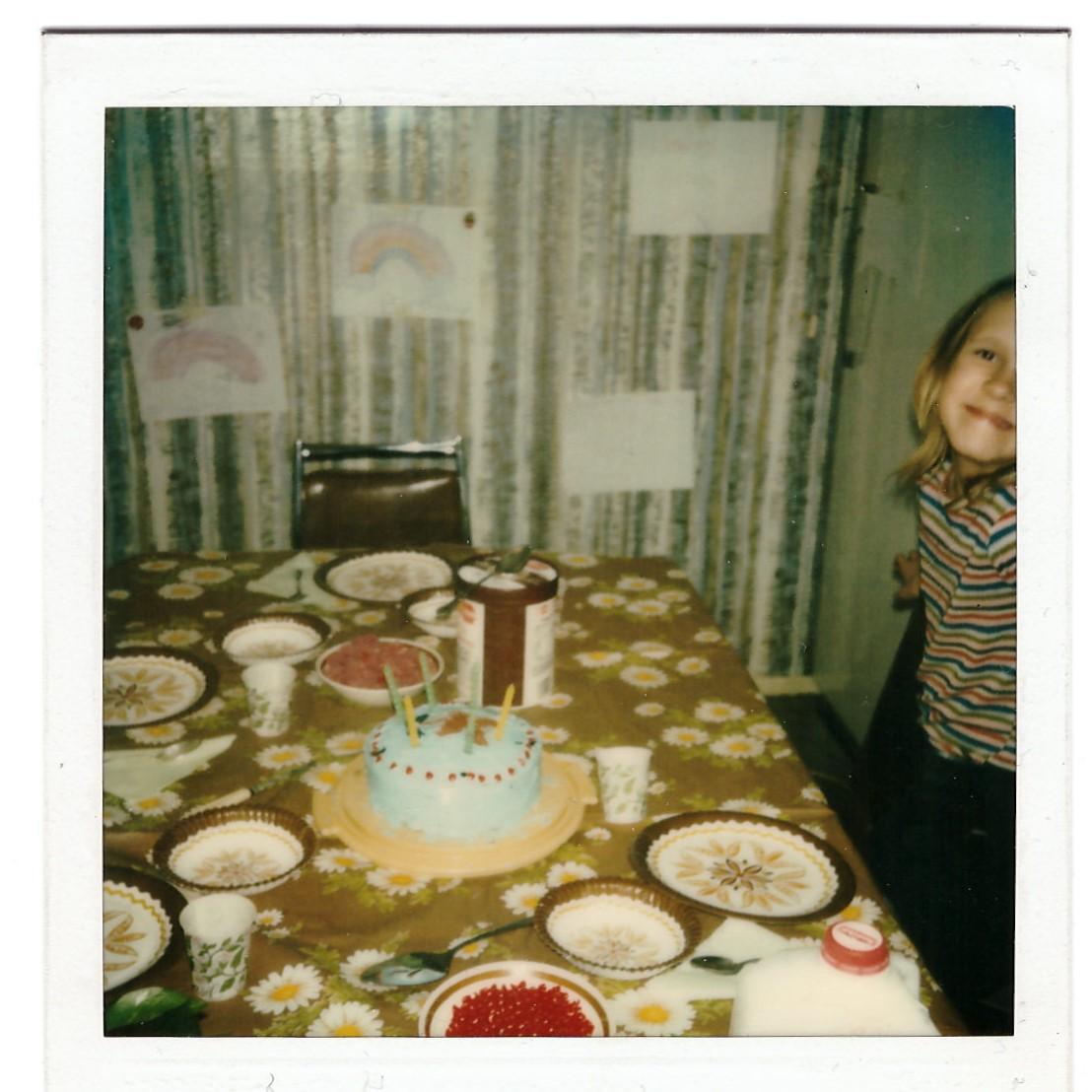 Sue's 31st Birthday Picture