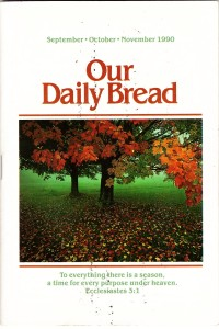 Our Daily Bread 1990