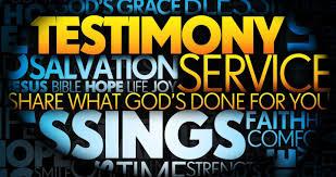 power of your testimony