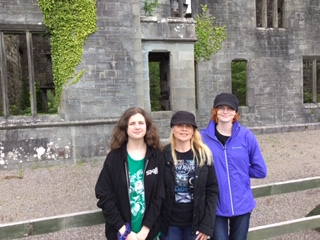 shanon and girls scotland
