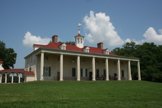 mount vernon porch